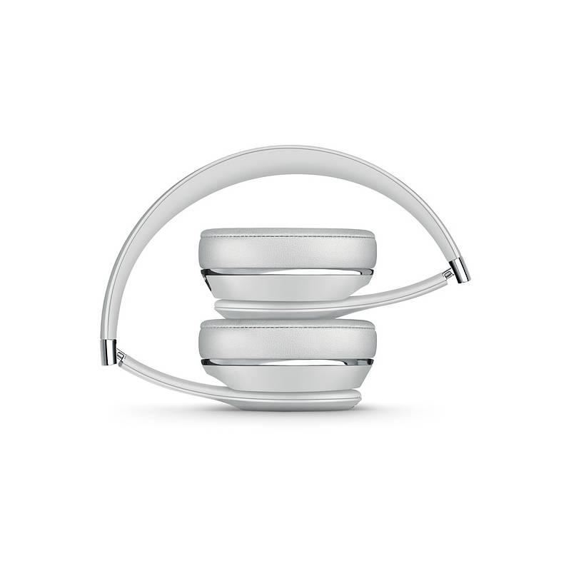 b9e0153fa Slúchadlá Beats Solo3 Wireless On-Ear - saténově stříbrná (MUH52EE/A ...