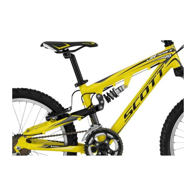 311c4d42f85 ... Scott Cyklo Spark JR 20 2011 žluté · Vedlejší obrázek 1 ...