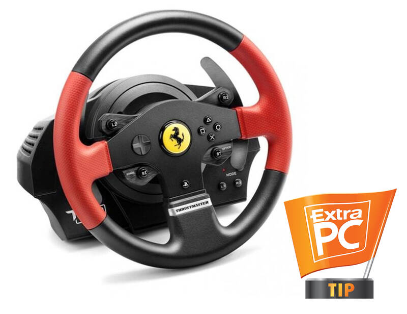 volant thrustmaster t150 ferrari ped ly pro ps4 ps3 pc 4160630 ern. Black Bedroom Furniture Sets. Home Design Ideas