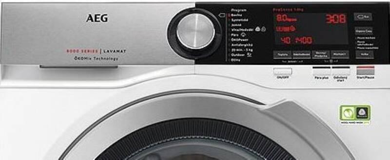 aab9029d9 ... Automatická práčka AEG ÖKOMix® L8FEC68SC biela · Vedlejší obrázek 4 ...