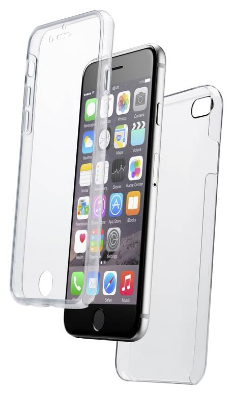 ... Kryt na mobil CellularLine Clear Touch pro Apple iPhone 6 6s  (CLEARTOUCHIPH647T) priehľadné · Vedlejší obrázek  Vedlejší obrázek2   Vedlejší obrázek ... 7f1f60c53cf