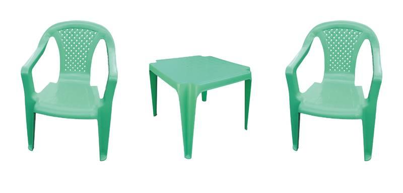 d054449dcebd ... Záhradný nábytok IPAE dětský - plast zelený · Vedlejší obrázek