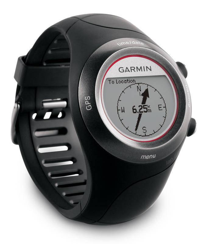 Hodinky Garmin Forerunner 410 HR Premium 5622d5b1bb