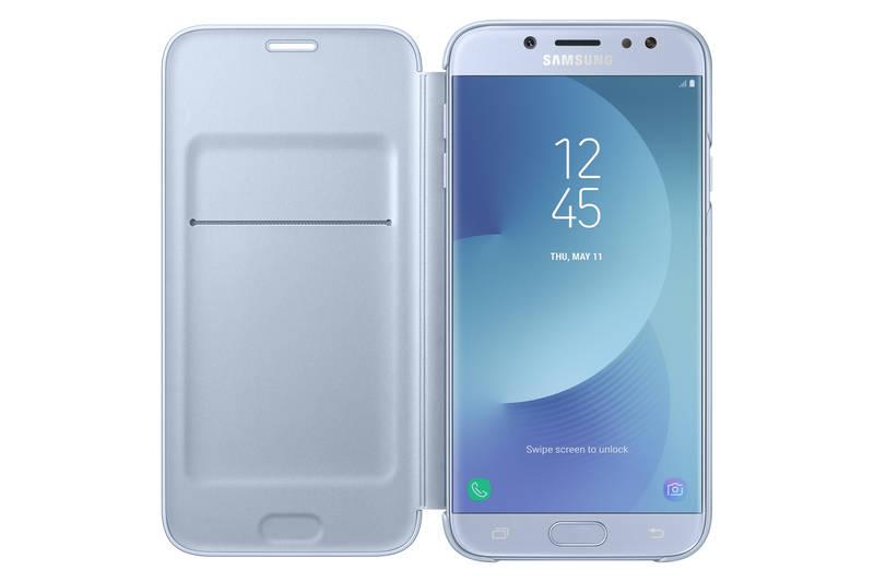 ... Puzdro na mobil flipové Samsung Wallet Cover pro J5 2017 (EF-WJ530CLEGWW)  modré · Vedlejší obrázek 4  Vedlejší obrázek ... 812c879923c