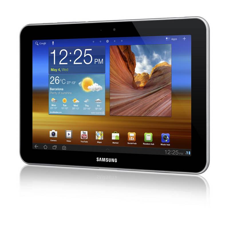 Tablet Samsung Galaxy Tab P7300 GT P7300FKEXEZ Cierny