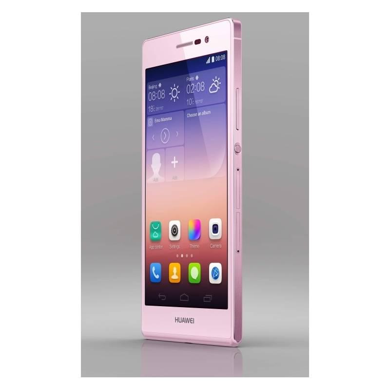 Telefon Komorkowy Huawei P7 P7p Rozowy Eukasa Pl