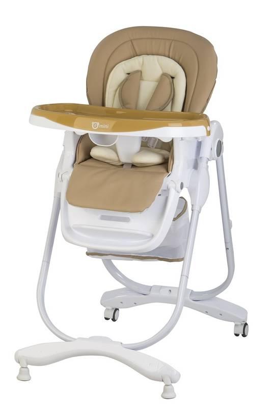 aec2d2f46c3e ... Jedálenská stolička G-mini Mambo CAMEL · Vedlejší obrázek 1 ...