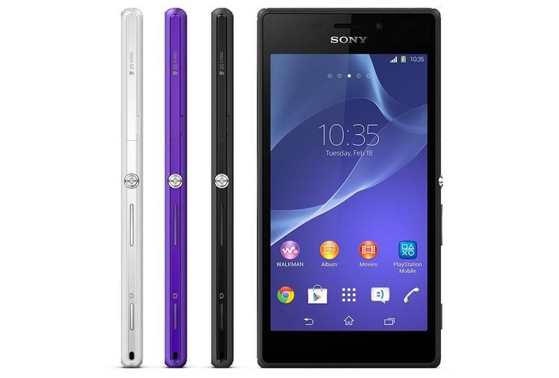 Telefon Komorkowy Sony Xperia M2 D2303 Bialy Eukasa Pl