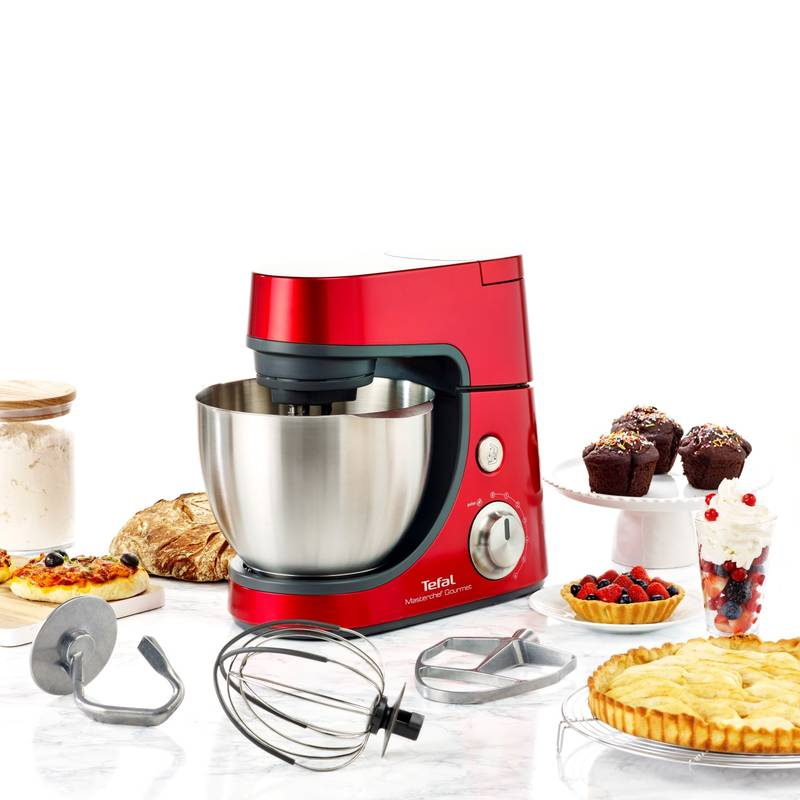 TEFAL MasterChef Gourmet red QB505G38 QB505G38