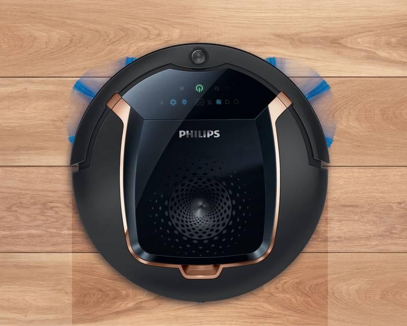 Odkurzacz Robot Philips Smartpro Active Fc881001 Eukasapl