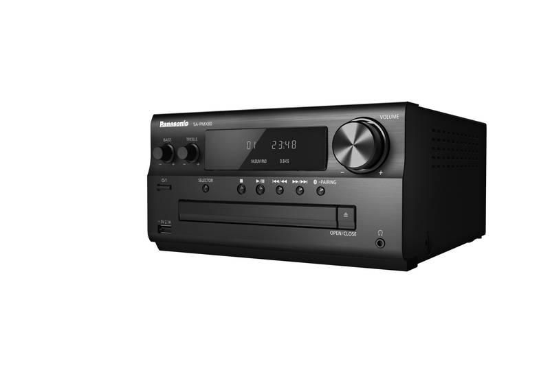 Mikro HiFi systém Panasonic SC-PMX80EG-K (SC-PMX80EG-K ...