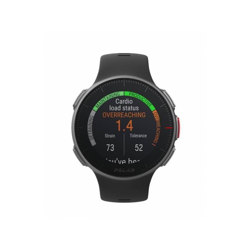 GPS hodinky Polar Vantage V HR - černé  d3ffac15cfb
