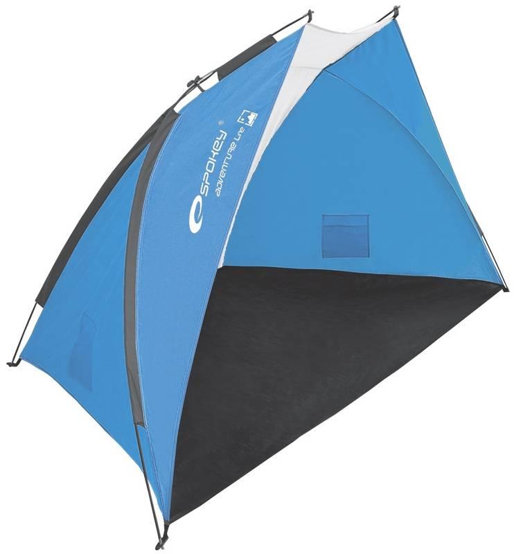 Namiot, parawan plażowy Spokey CLOUD, różowy | EUKASA.pl