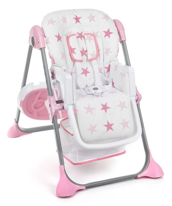 620d32119f4e ... girl Jedálenská stolička G-mini Simply Stars