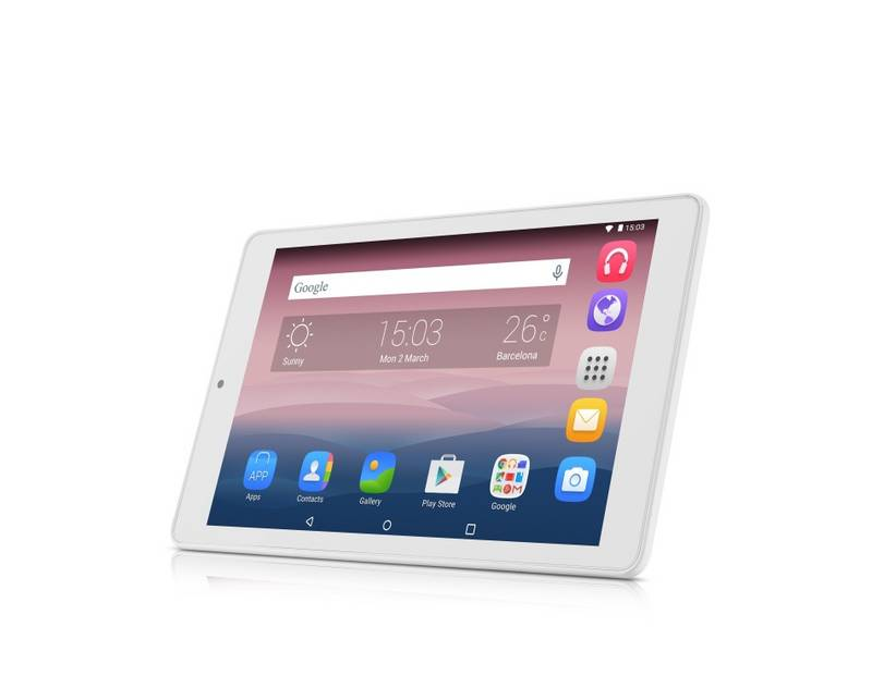 Tablet Alcatel Onetouch Pixi 3 8 Wifi 8070 2balcz1 Bialy Eukasa Pl
