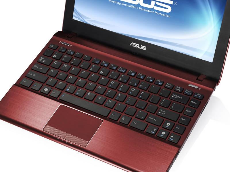 3dcbe261f7 Notebook Asus Eee PC 1225B-RED049M (1225B-RED049M) červený