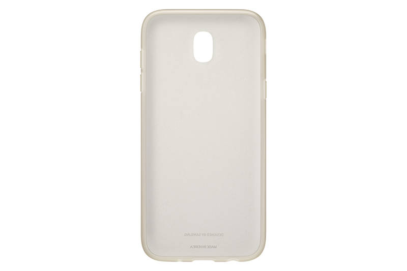 ... Kryt na mobil Samsung Jelly Cover pro J3 2017 (EF-AJ330TFEGWW) zlatý ·  Vedlejší obrázek · Vedlejší obrázek 2 · Vedlejší obrázek 3 ... ab6d8225df9