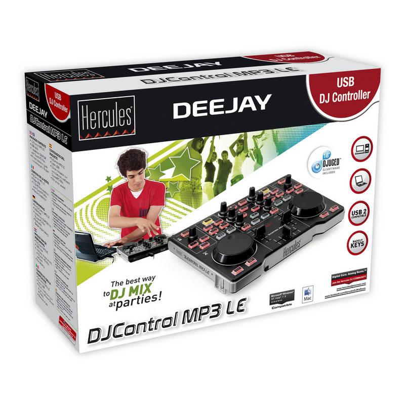 HERCULES DJ CONTROL MP3 SOUND DRIVERS FOR WINDOWS MAC