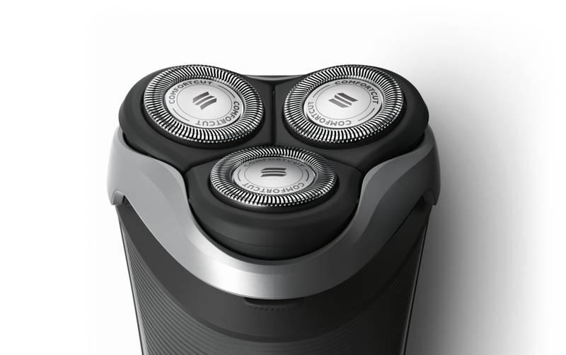 2a032d1109e ... Holicí strojek Philips Series 3000 S3510 06 šedý · Vedlejší obrázek ·  Vedlejší obrázek 1 · Vedlejší obrázek 2 ...