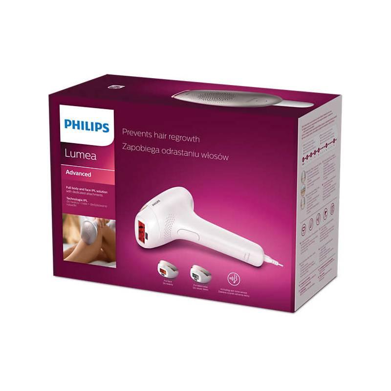 6bfe67d993 Epilátor Philips Lumea Advanced SC1998 00 bílý
