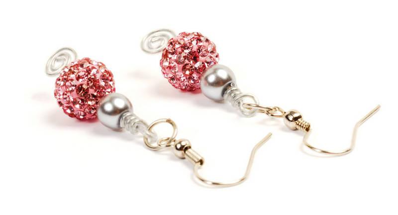 Výroba šperkov MyStyle - Shamballa ohnivé šperky  274ed7cd14e