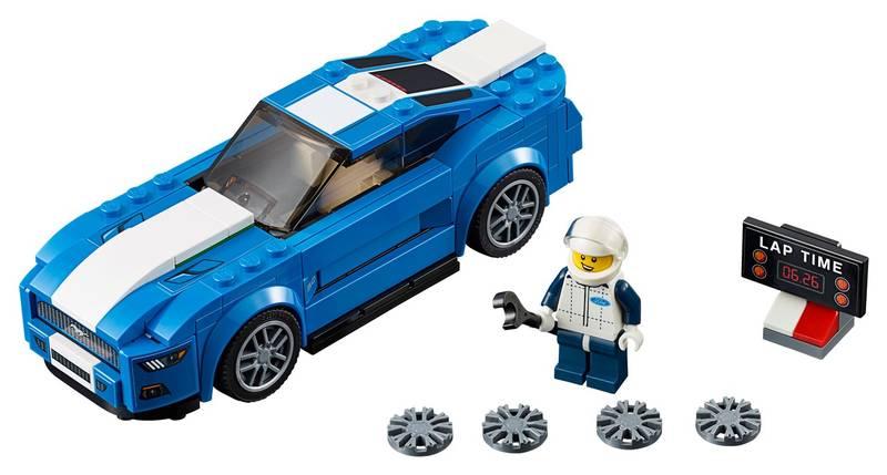 ... Stavebnice LEGO® SPEED CHAMPIONS® 75871 Ford Mustang GT · Vedlejší  obrázek ... cd4e1b01a1