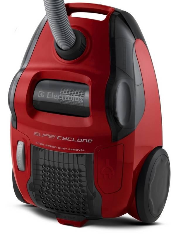 1c9bf71ec Vysávač podlahový Electrolux SuperCyclone ZSC6920 červený | HEJ.sk
