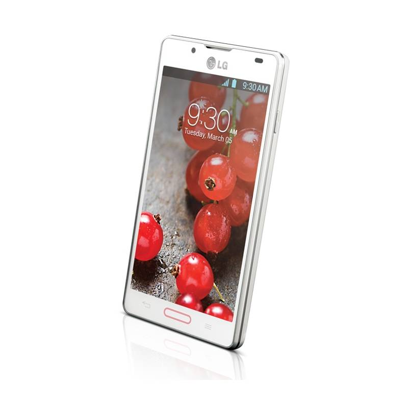 Telefon Komorkowy Lg Optimus L7 Ii P710 Lgp710 Aczewh Bialy Eukasa Pl