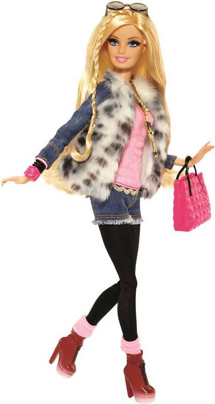 Barbie Modn Ikona Assort Dvou Panenek