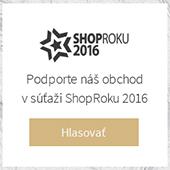 Nakupujete radi na Hej.sk? Dajte nám hlas v súťaži ShopRoku