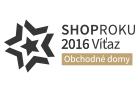 Víťaz kvality v ankete ShopRoku 2016