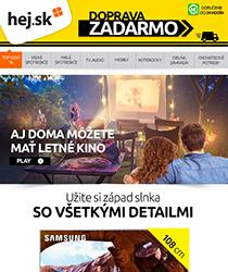 Letné kino u vás doma ▶ TOP najpredávanejšie televízory.