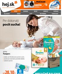 Tie najdôležitejšie produkty pre mamičky a ich bábätká