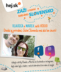 ZAŽI Slovensko NA VODE ► Súťaž s Canon - vyhraj FOŤÁK
