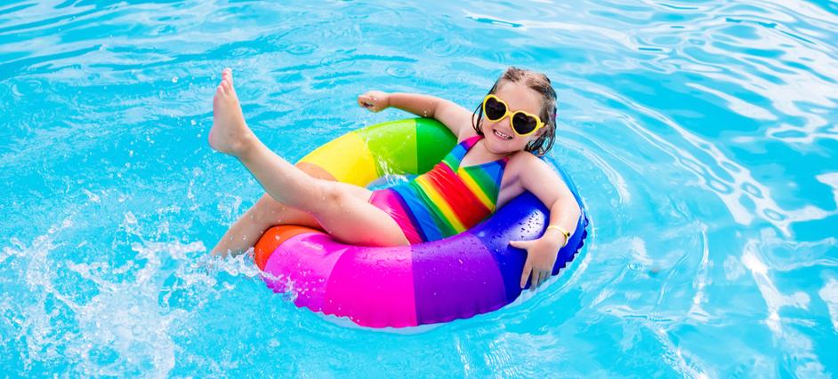 Najlepší letný relax