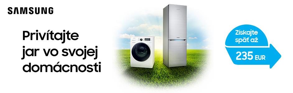 471721c8b Spotrebiče Samsung s bonusom až 235 € | HEJ.sk