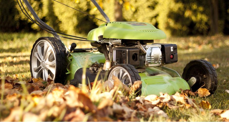Starostlivosť o trávnik v jeseni