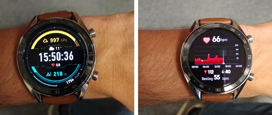 ... môže pomôcť k lepšej výkonnosti a poskytnúť veľa cenných informácií  začínajúcim športovcom. Športovú časť hodiniek Huawei Watch GT rozhodne  chválime. 20de31f432f