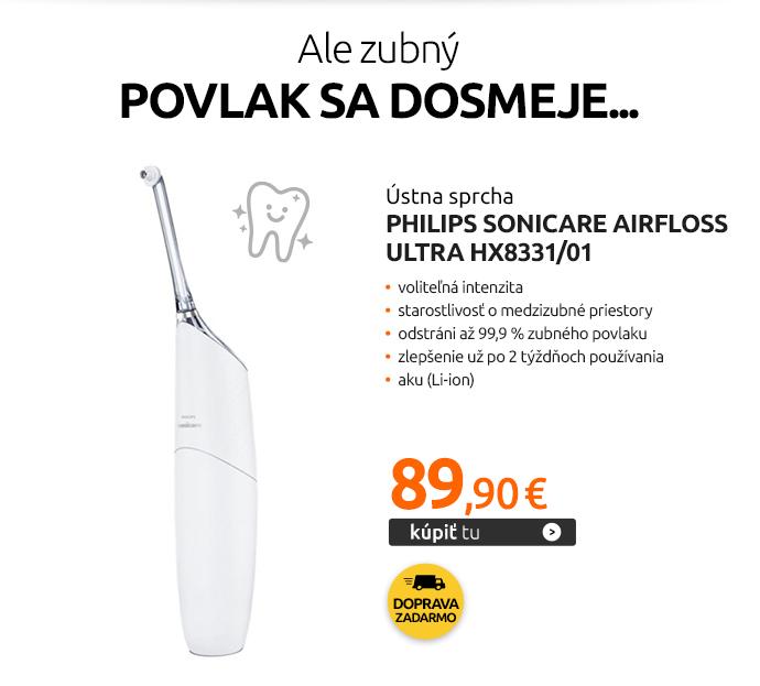 Ústna sprcha Philips Sonicare AirFloss Ultra HX8331/01