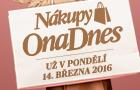 Zapojte se do nákupů s OnaDnes a ušetřete 200 Kč!