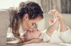 Jak podpořit vývoj dítěte od 0-6 měsíců