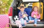 Jak cestovat s dětmi