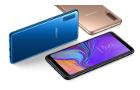 Galaxy A7 je tu! Jako první smartphone od Samsungu přináší trojitý fotoaparát