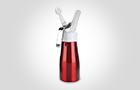 Vyměňte si zdarma plastovou hlavici u šlehačkové lahve za hliníkovou