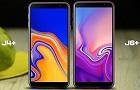 Samsung Galaxy J6+ a J4+: Prémiový design ve střední třídě