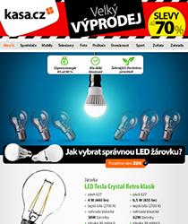 Ušetřete stovky korun ročně s LED žárovkami