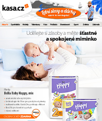 Maminky POZOR! Akční slevy na vybavení pro vaše miminka