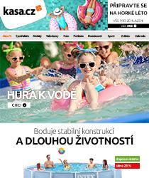 Bazény se slevou až 62 %! Zajistěte si báječné osvěžení