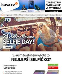Nezapomeňte si dnes pořídit selfie! Proč?