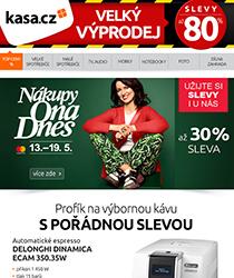Nákupy OnaDnes >> Ušetřete až 30 %